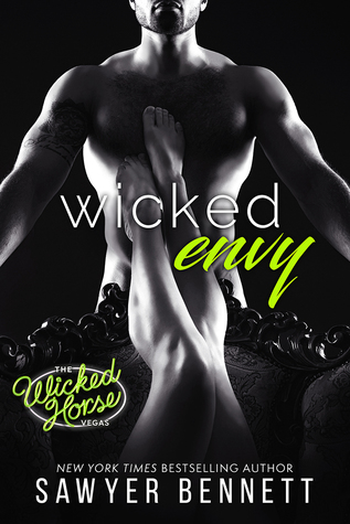 Wicked Envy (Wicked Horse Vegas, #3)