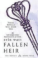 Fallen Heir (The Royals, #4)