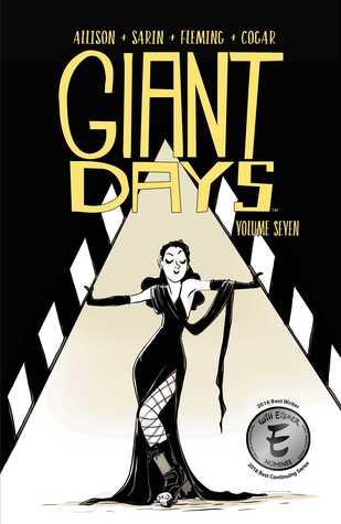 Giant Days, Vol. 7 by John Allison