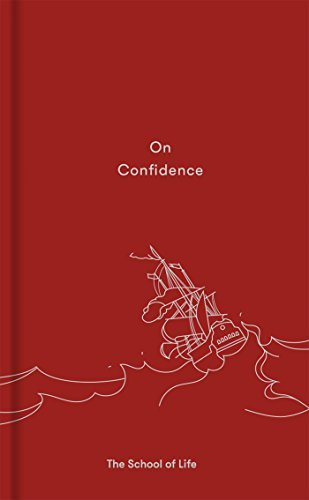 Book cover On Confidence - The School of Life