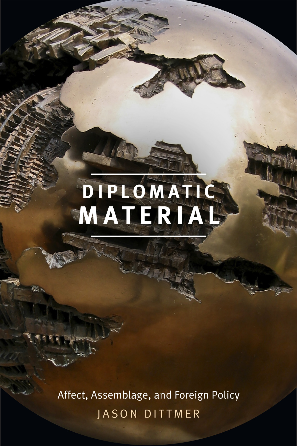 Diplomatic Material Affect, Assemblage, and Foreign Policy