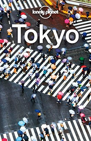 Lonely Planet Tokyo by Rebecca Milner