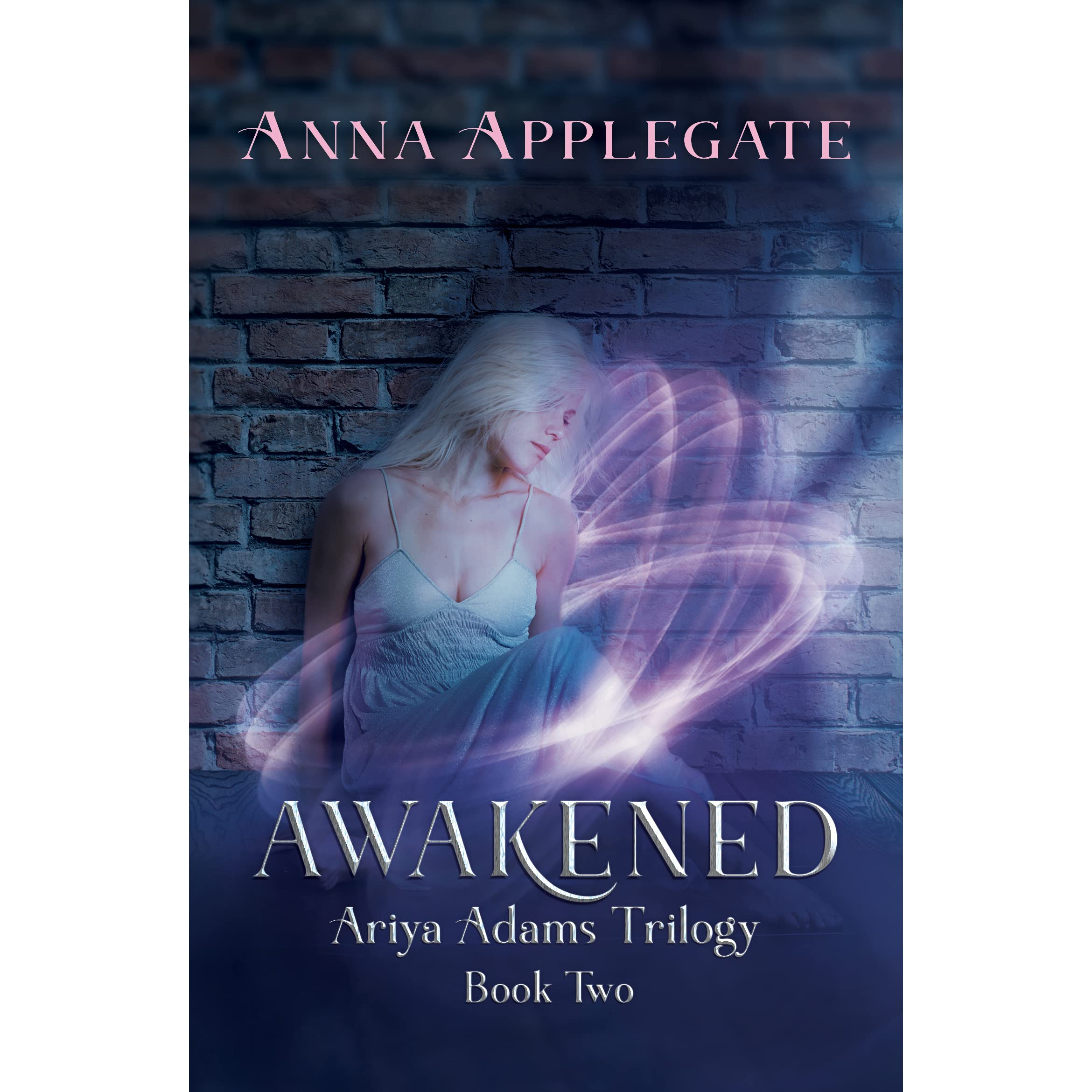 Awakened (Book 2 in the Ariya Adams Trilogy)