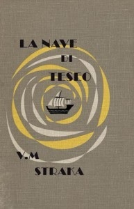S. La nave di Teseo di V.M. Straka by J.J. Abrams