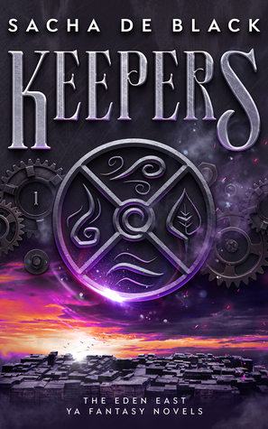 Keepers by Sacha de Black