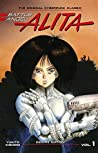 Battle Angel Alita Deluxe Edition Volume 1