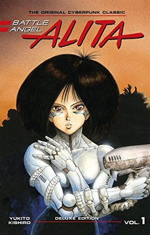 Battle Angel Alita Deluxe Edition, Vol. 1