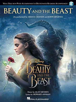Beauty and the Beast Songbook: Vocal Solo with Online Audio