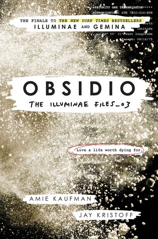 Obsidio cover (link to Goodreads)