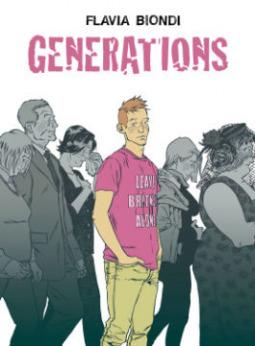 Generations by Flavia Biondi