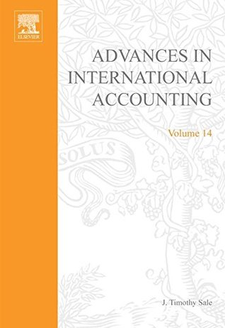 Advances in International Accounting: 14