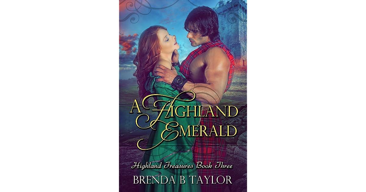 A Highland Emerald Highland Treasures 3 By Brenda B Taylor