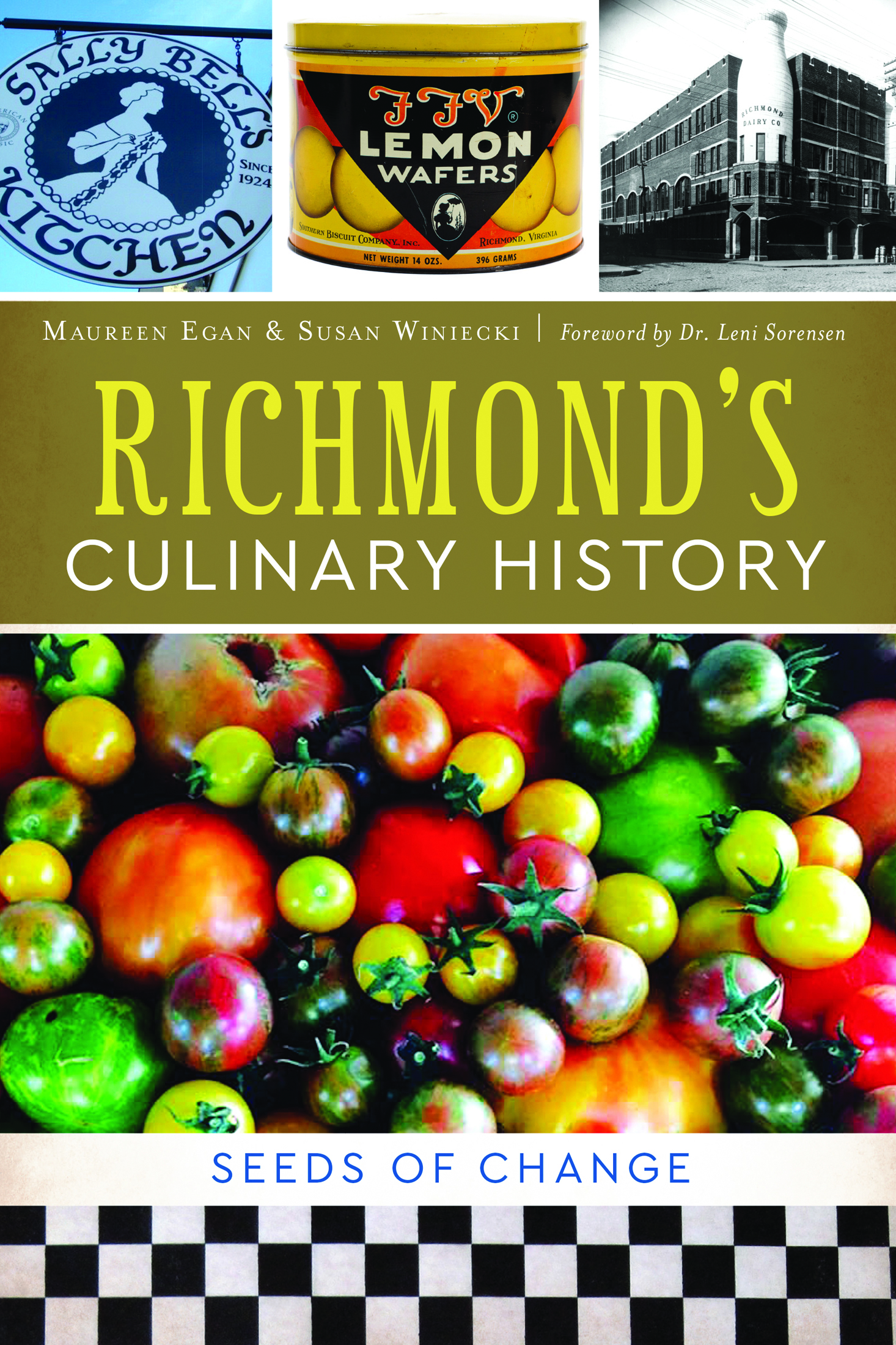 Richmond's Culinary History Seeds of Change