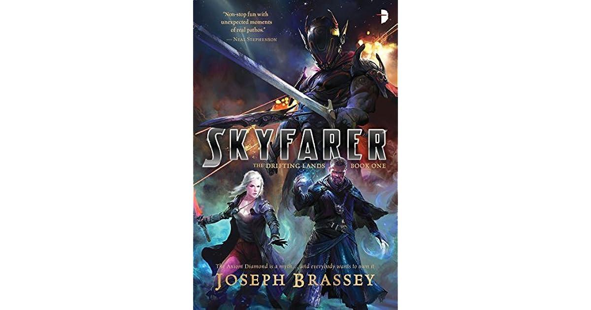 Skyfarer by Joseph Brassey | PenguinRandomHouse.com: Books
