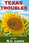 Texas Troubles (Ollie Stratford Mystery #1)
