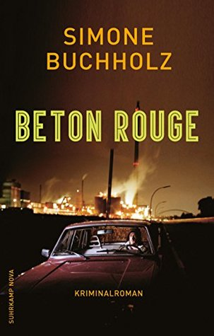Beton Rouge (Chas Riley, #7)
