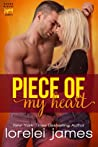 Piece of My Heart (Rough Riders Legacy, #2)