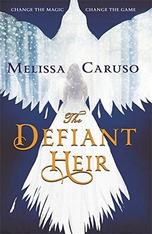 The Defiant Heir cover (link to Goodreads)