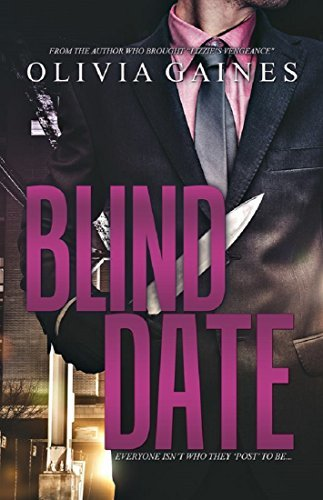 Olivia Gaines - The Technicians 1 - Blind Date