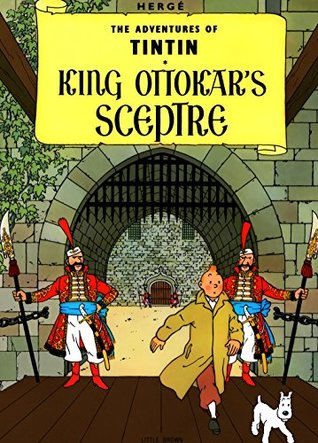 Tintin and the King Ottokar's Sceptre: For the first time on mobiles and tablets