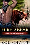 Hired Bear (Bears of Pinerock County, #5)