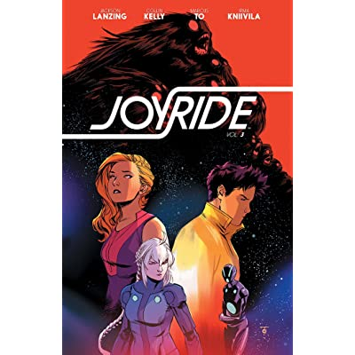 Joyride Vol  3 by Jackson Lanzing