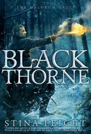 Blackthorne by Stina Leicht