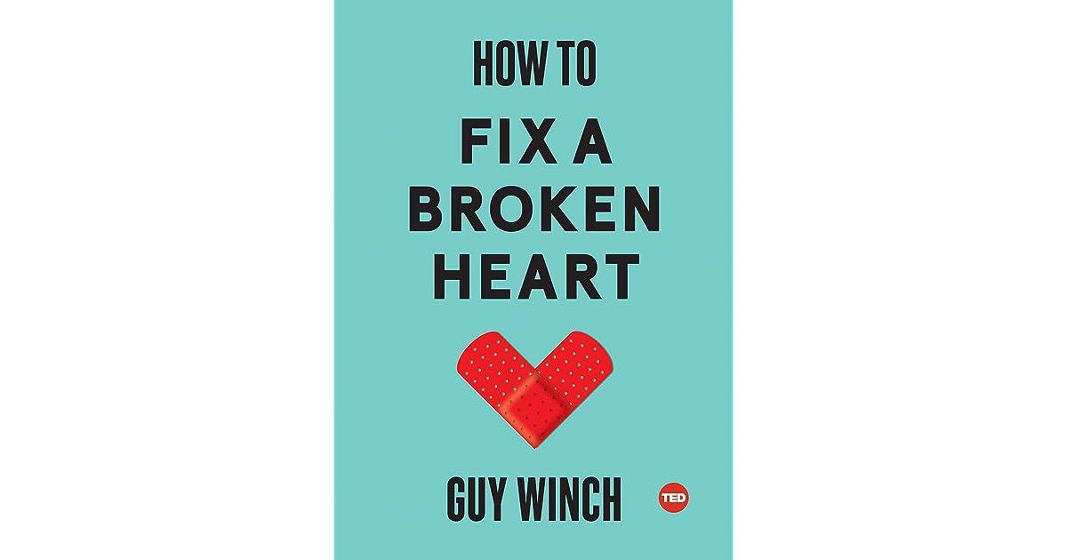 How to handle a broken heart