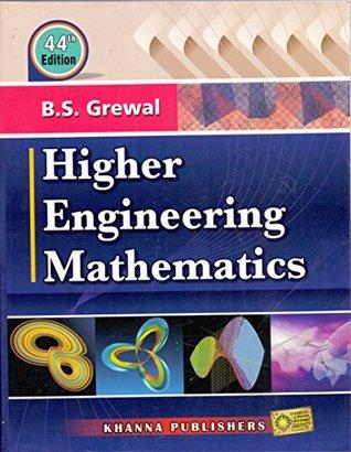 Higher Engineering Mathematics By B S Grewal