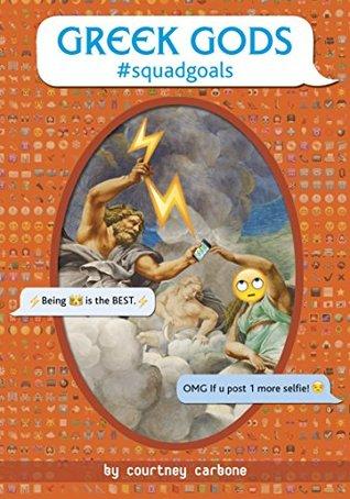Greek Gods #squadgoals (OMG Classics)