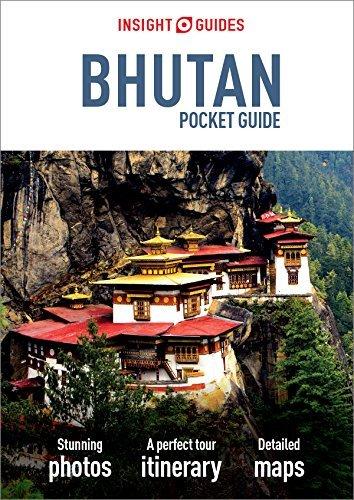 Insight Pocket Guide Bhutan (Insight Pocket Guides)
