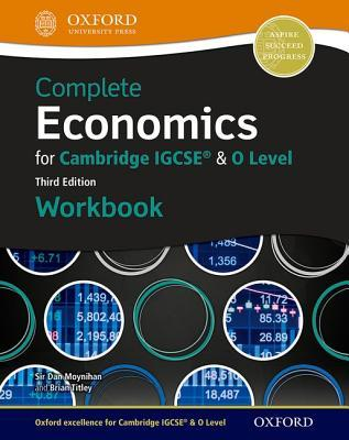 Complete Economics for Cambridge IGCSE & O Level--Workbook