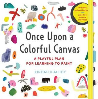 Once Upon an Empty Canvas: A Visual Guide to Learning to Paint
