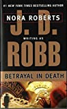 Book cover for Betrayal in Death (In Death, #12)