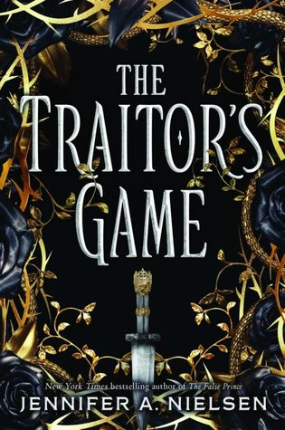 The Traitor S Game By Jennifer A Nielsen