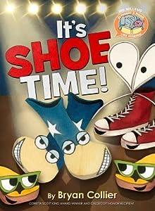 It's Shoe Time! (Elephant & Piggie Like Reading!, #4)