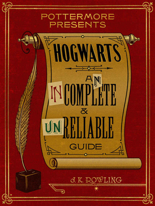 Hogwarts by J.K. Rowling