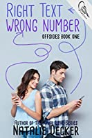 Right Text. Wrong Number. (Offsides, #1)