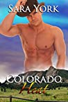 Book cover for Colorado Heat (Colorado Heart #8)
