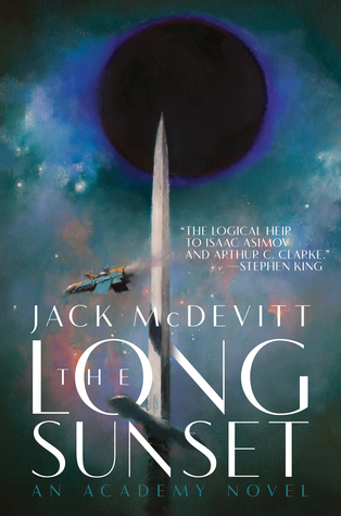 The Long Sunset (The Academy, #8)