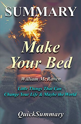 Make Your Bed - William H Mcraven