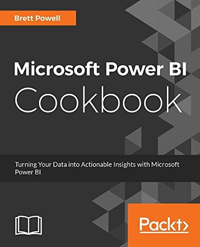 Microsoft Power BI Cookbook Creating Business Intelligence Solutions of Analytical Data Models Reports and Dashboards