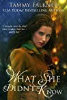 What She Didn't Know (What She, #1)