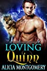Loving Quinn (The Lone Wolf Defenders Book 2)