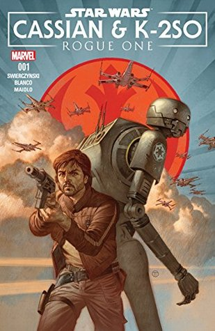 Star Wars: Rogue One - Cassian & K2SO (2017) #1