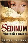 Sedinum. Wiadomość z podziemi (Sedinum, #1)