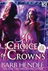 A Choice of Crowns (Dark Glass #2)