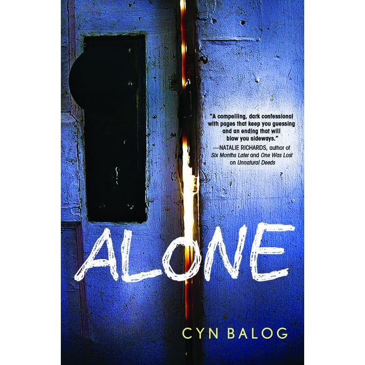Image result for alone by cyn balog