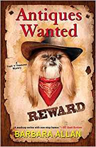 Antiques Wanted (A Trash 'n' Treasures Mystery, #12)