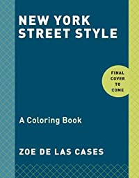 New York Street Style: A Coloring Book
